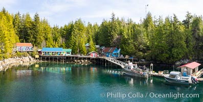 Gods Pocket Dive Resort, Hurst Island