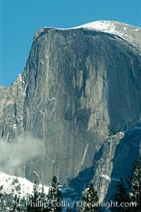 Half Dome, Yosemite Valley, Yosemite National Park, California