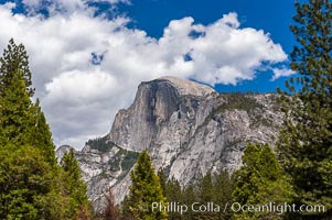 Half Dome, Yosemite National Park, Spring