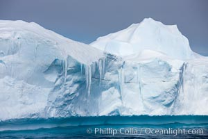 Iceberg detail, Antarctic Sound