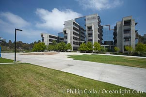 Jacobs School of Engineering building, University of California, San Diego (UCSD). University of California, San Diego, La Jolla, California, USA, natural history stock photograph, photo id 20845