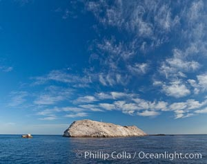 Las Animas island, southern Sea of Cortez near La Paz, Baja California, Mexico