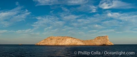 Las Animas island, southern Sea of Cortez near La Paz, Baja California, Mexico. Sea of Cortez, Baja California, Mexico, natural history stock photograph, photo id 27370