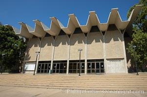 Main Gymnasium, University of California San Diego (UCSD), University of California, San Diego, La Jolla