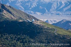 Mount Laguna Observatory, San Diego, California