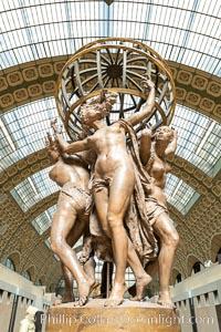 Musee d'Orsay, Paris, Musee dOrsay