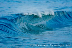 Breaking wave. The Wedge. The Wedge, Newport Beach, California, USA, natural history stock photograph, photo id 14370