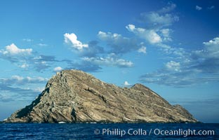 North Island, northwest exposure, Coronado Islands (Islas Coronado)