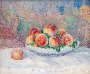 """Peches by Pierre-Auguste Renoir, Musee de l""""Orangerie, Musee de lOrangerie, Paris, France"""