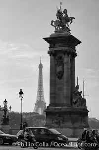 Pont Alexandre III, Paris, France