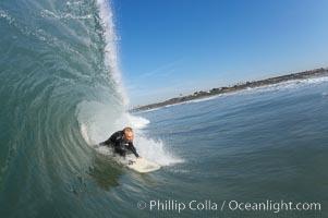 Don Gaunder, Ponto, South Carlsbad, morning surf
