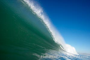 Surf, wave, winter, morning, Ponto, South Carlsbad