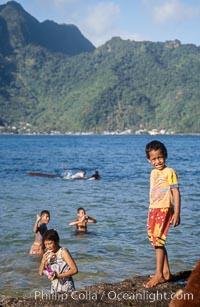 Samoans, Pago Pago, American Samoa