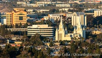 San Diego Mormon Temple, La Jolla, California