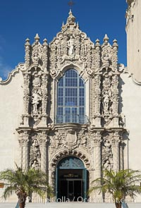 The San Diego Museum of Man in Balboa Park, also known as the California Building, is considered to be the most architecturally significant building in San Diego, and its construction beginning in 1915 introduced the Spanish Colonial-Revival style to Southern California
