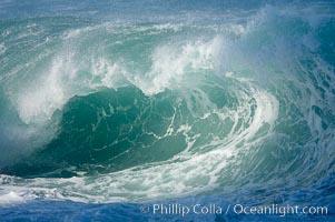 Wave, La Jolla, California