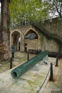 Tower of London. United Kingdom, natural history stock photograph, photo id 28269