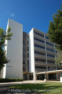 Urey Hall, Revelle College, University of California San Diego, UCSD