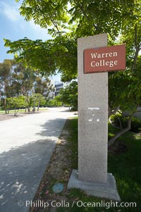 Warren College, University of California, San Diego (UCSD), La Jolla