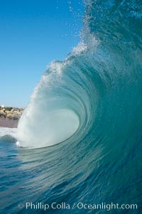 Wave, The Wedge, Newport Beach, California