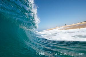 Wave, the Wedge, The Wedge, Newport Beach, California