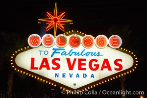 Welcome to Fabulous Las Vegas.  What happens in Vegas stays in Vegas