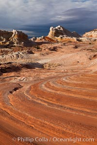White Pocket, sandstone forms and colors are amazing, Vermillion Cliffs National Monument, Arizona