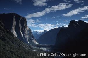 Yosemite Valley, Yosemite National Park, California