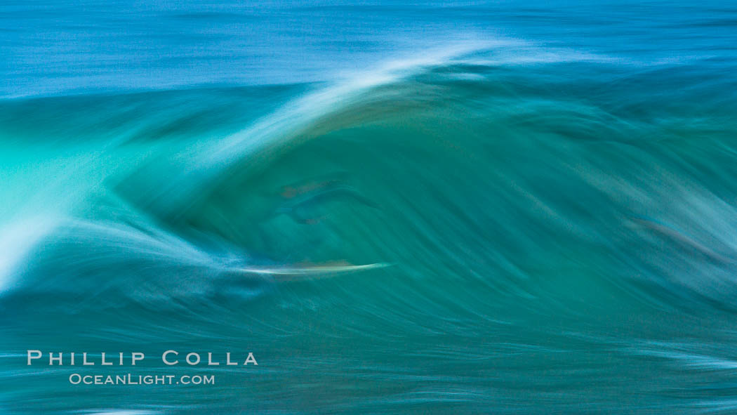 Breaking wave fast motion and blur. The Wedge. The Wedge, Newport Beach, California, USA, natural history stock photograph, photo id 27077