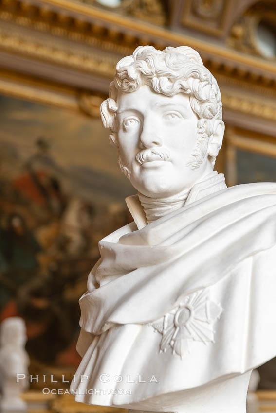 Image 35624, Statue, Chateau de Versailles, Paris. Chateau de Versailles, Paris, France