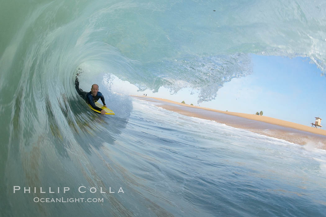 Ron Ziebell, the Wedge. The Wedge, Newport Beach, California, USA, natural history stock photograph, photo id 17706